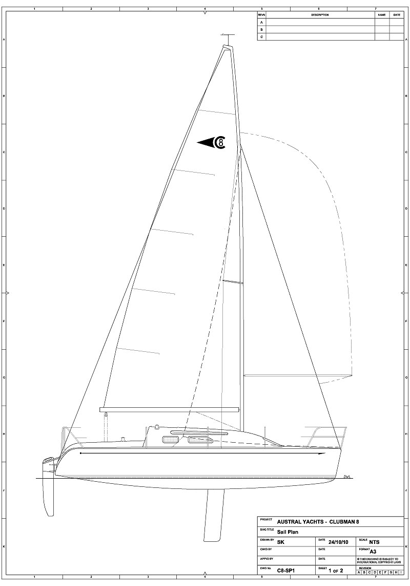 austral yachts farr 42 clubman 36 super 30 and clubman 8